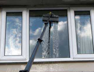 domestic window cleaning Essex
