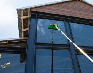 Commercial window cleaning Essex